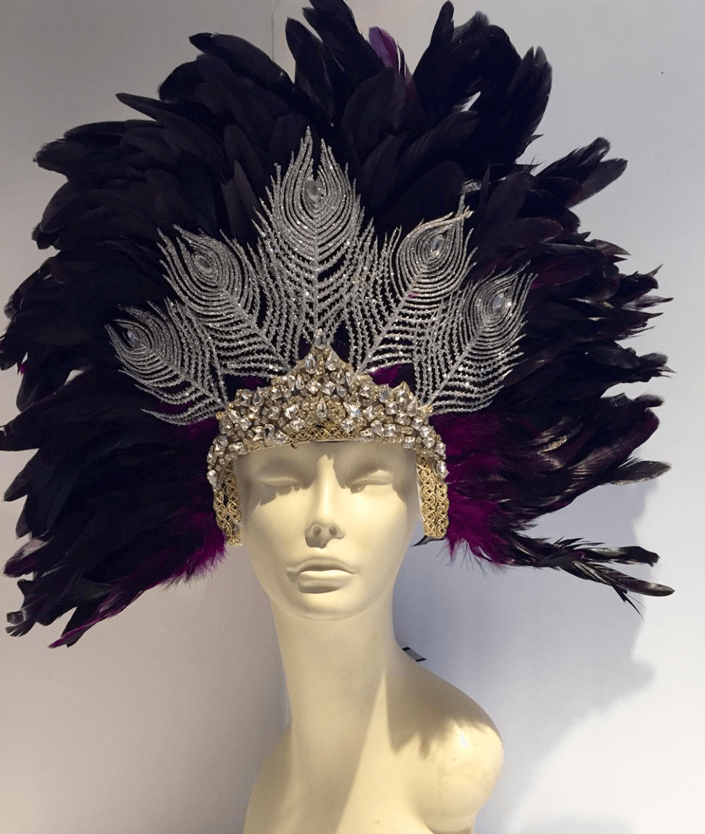 Shop Ladies Dora Marra Jazz Age Lawn Party Feathers
