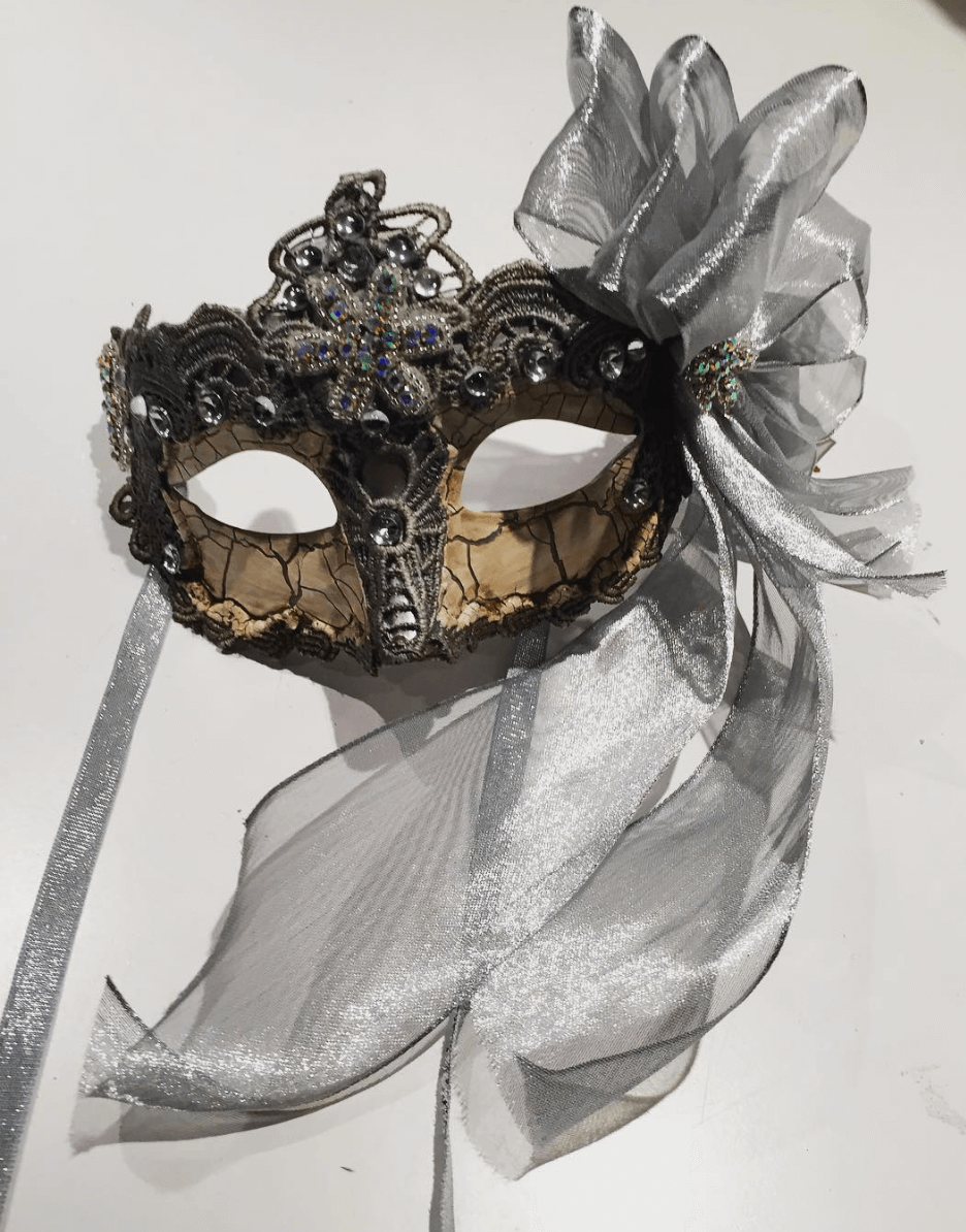 Shop Ladies Dora Marra Jazz Age Lawn Party Mask