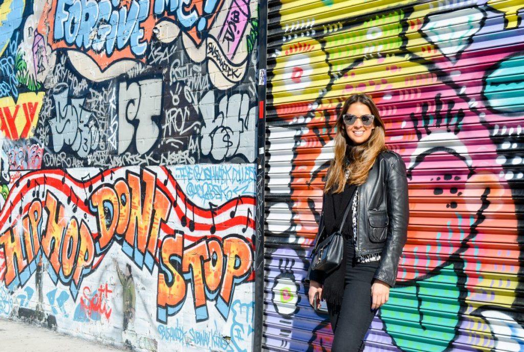 BTSNYC Experience On Going Bushwick Graffiti Bites Drinks Photo Tour Fernanda Paronetto