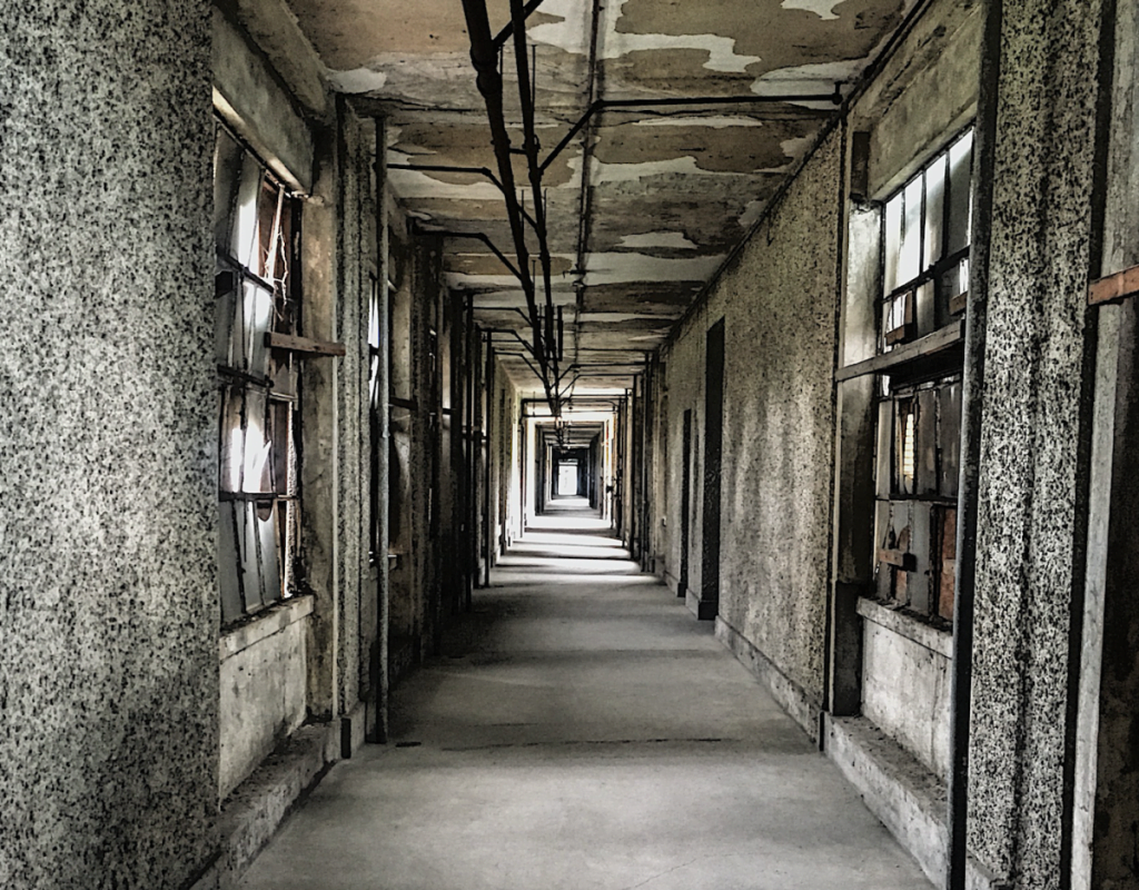 BTSNYC Experiences On Going Abandoned Ellis Island Hospital Tour