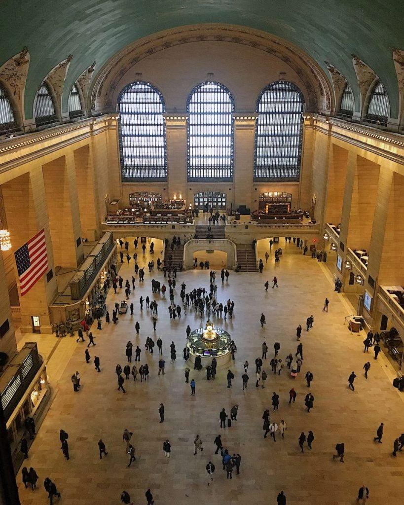 BTSNYC Experiences On Going Grand Central Terminal Secret Tour