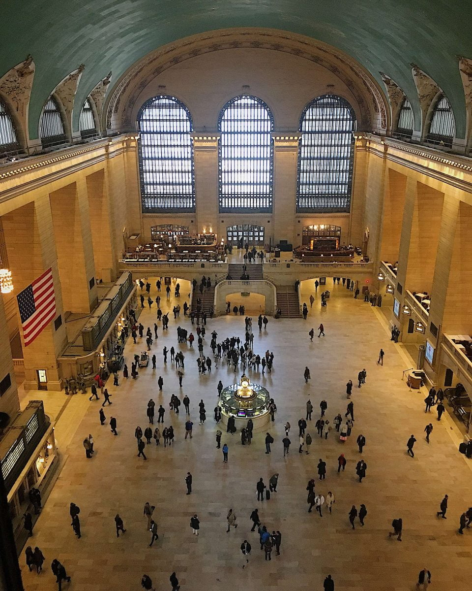 BTSNYC Experiences On Going Grand Central Terminal Secret Tour
