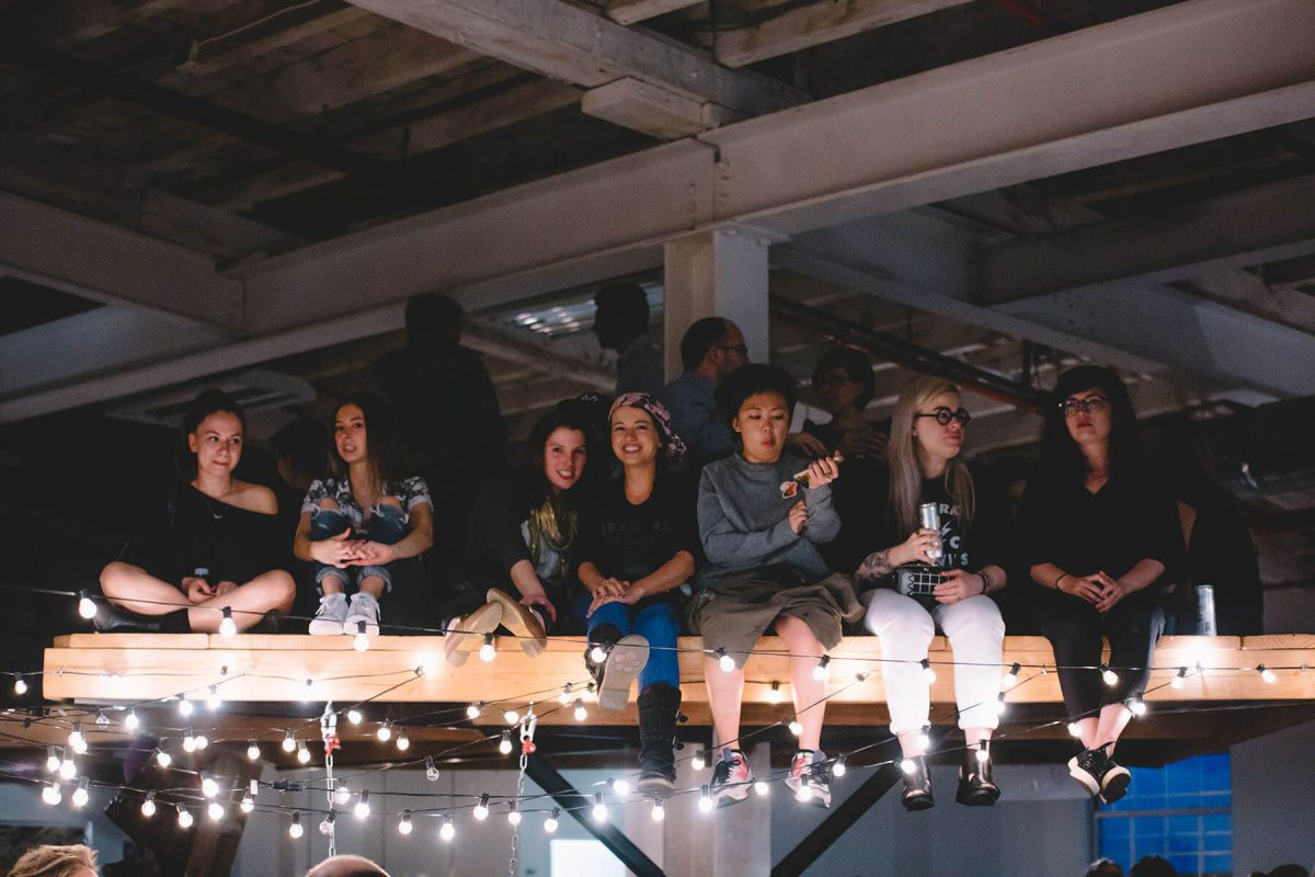 BTSNYC Experiences Up Coming Sofar Sounds NYC Music Lights