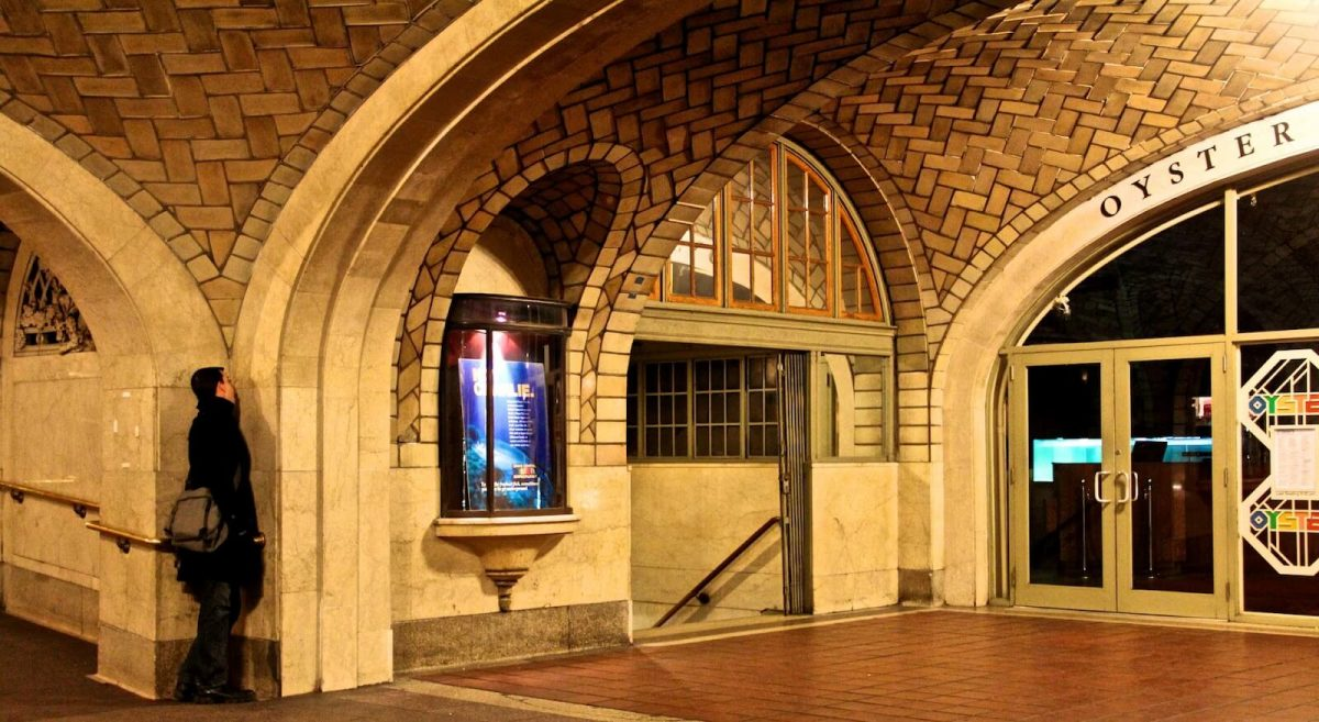 Curiosities City Secrets 10 Top Secrets in New York City Whispering Gallery Grand Central Terminal by Staycay