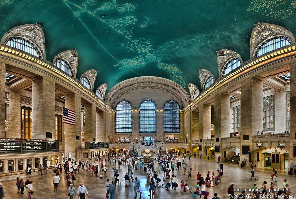 Curiosities City Secrets Curiosities of Grand Central Terminal New York Landmark by Anu Mahendran