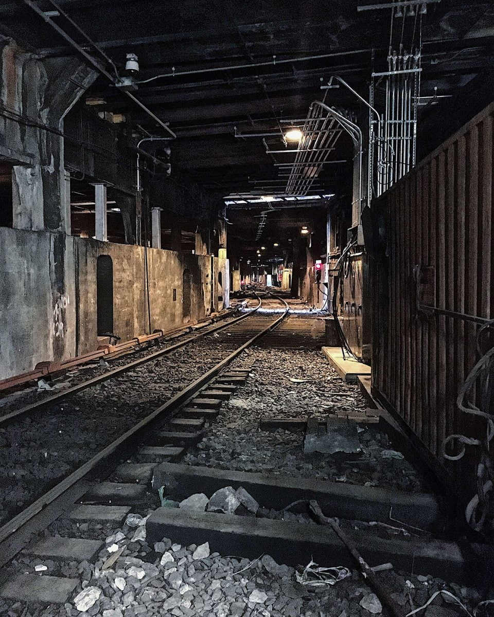 Curiosities City Secrets NYC Secret Subway FDR Tracks Waldorf Astoria