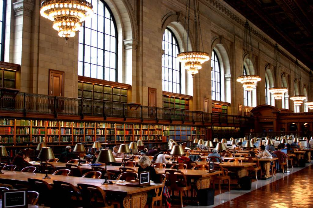 Curiosities City Secrets NYPL New York Public Library by Bronx Banter Blog