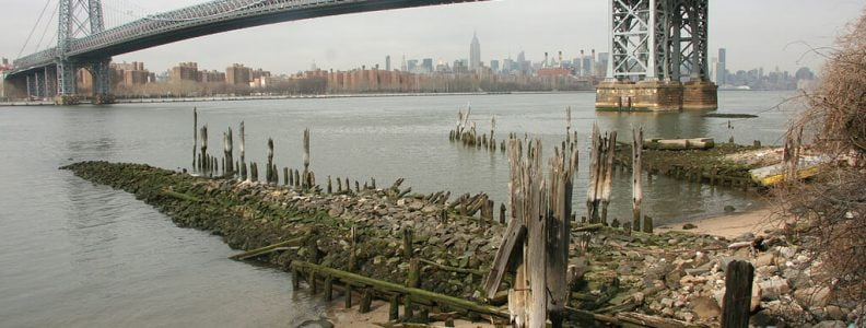 Curiosities City Secrets Williamsburg Hidden Beach by Scouting NY