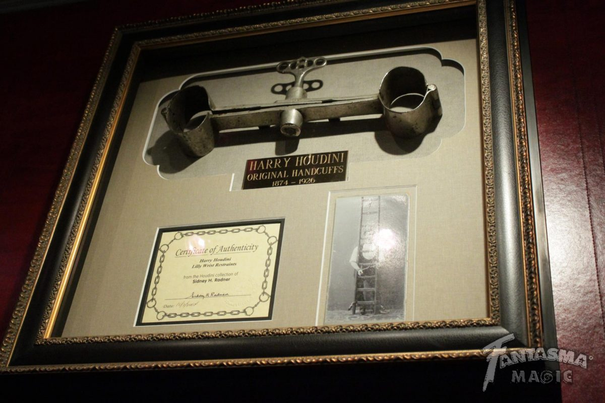 Curiosities Our Bucket Lists 5 Offbeat Museums NYC Harry Houdini Hand Cuffs