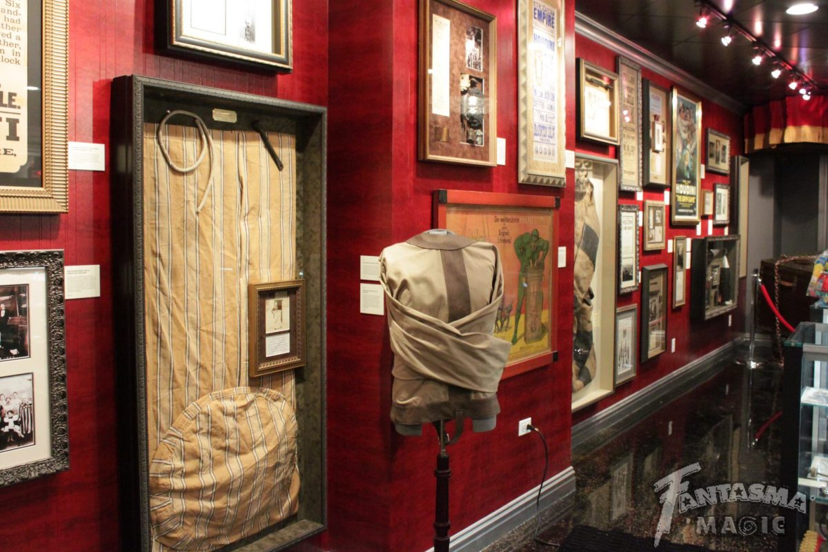 Curiosities Our Bucket Lists 5 Offbeat Museums NYC Harry Houdini Wall