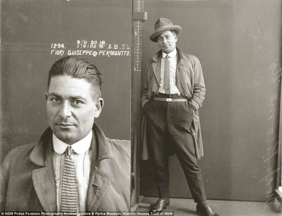 Curiosities Our Bucket Lists 5 Offbeat Museums NYC Museum of the American Gangster Giuseppe