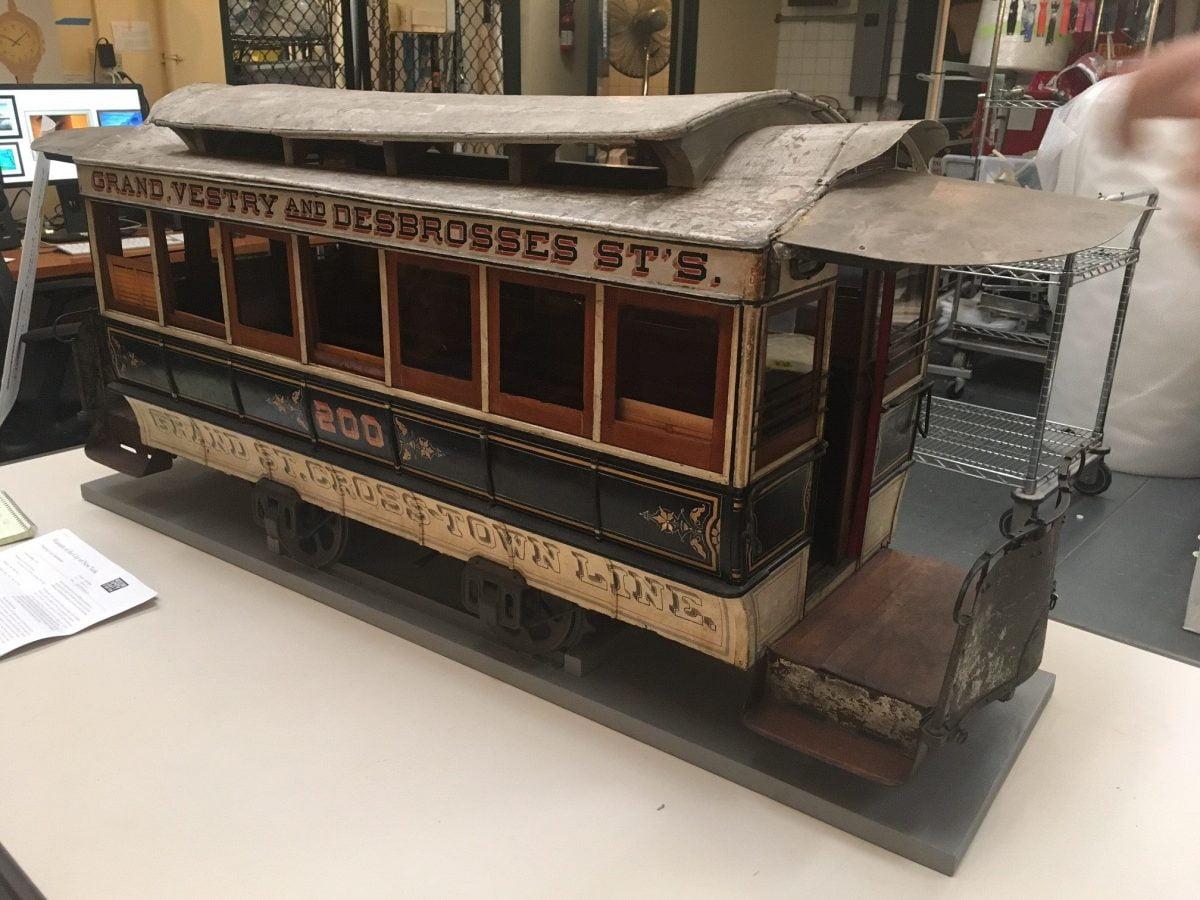 Curiosities Our Bucket Lists 5 Offbeat Museums NYC Transit Museum Miniature