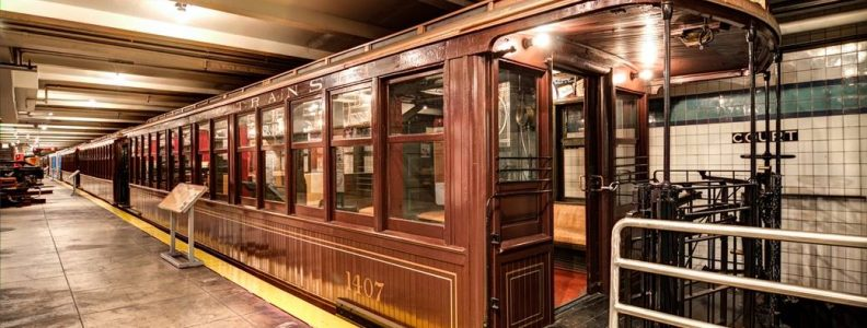 Curiosities Our Bucket Lists 5 Offbeat Museums NYC Transit Museum Photo Credit Black Paw Photo