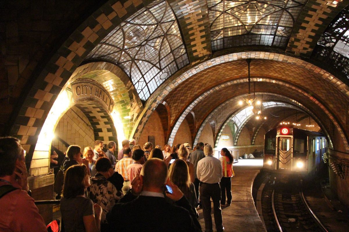 Curiosities Our Bucket Lists 5 Offbeat Museums NYC Transit Museum Secret Subway Station