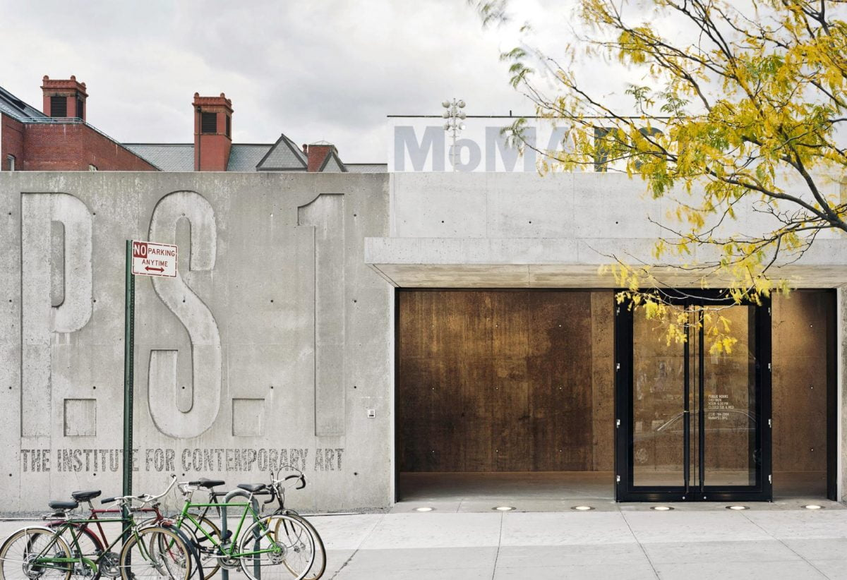 Curiosities Our Bucket Lists 7 Best Places For Art Lovers LIC MoMA PS1 Façade