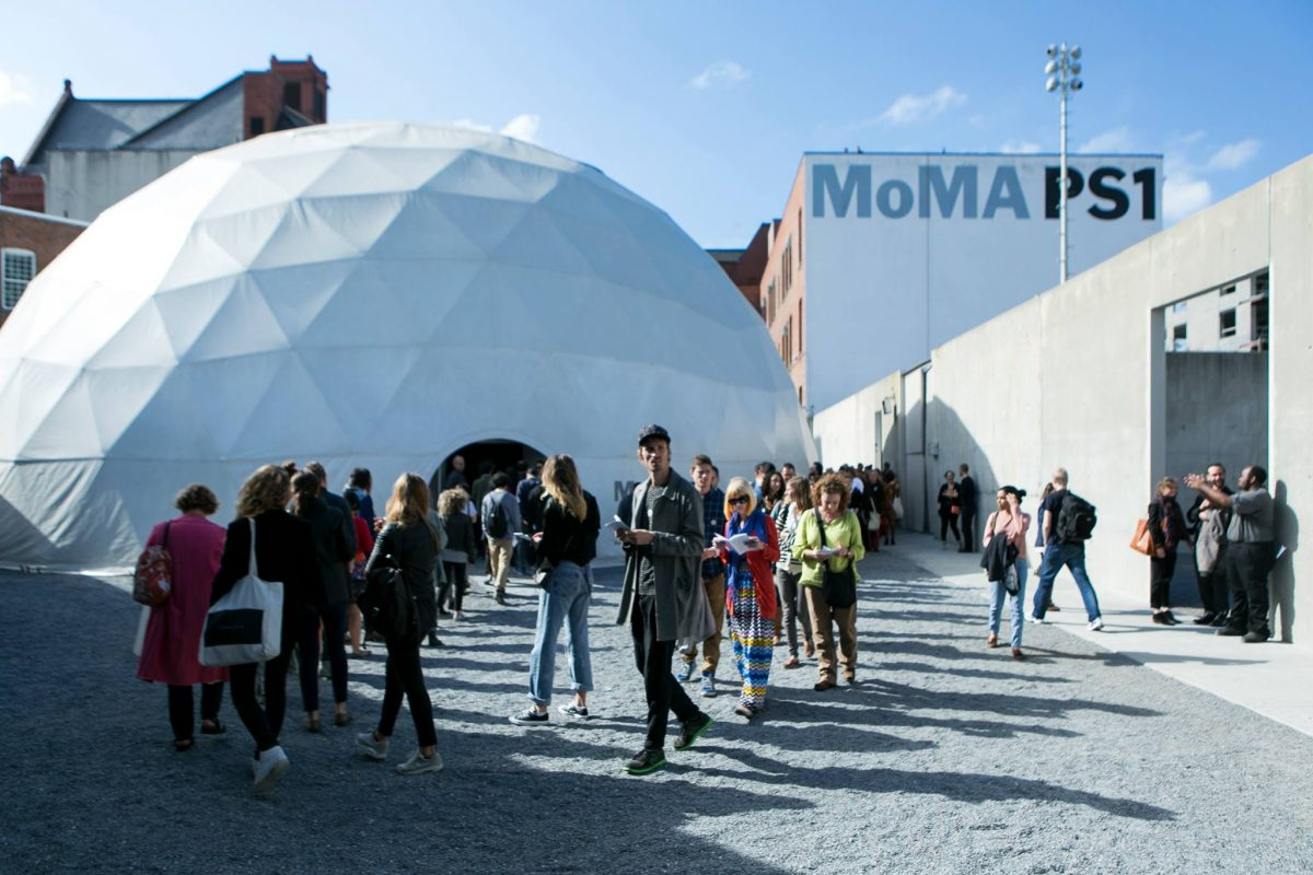 Curiosities Our Bucket Lists 7 Best Places For Art Lovers LIC MoMA PS1 Guests