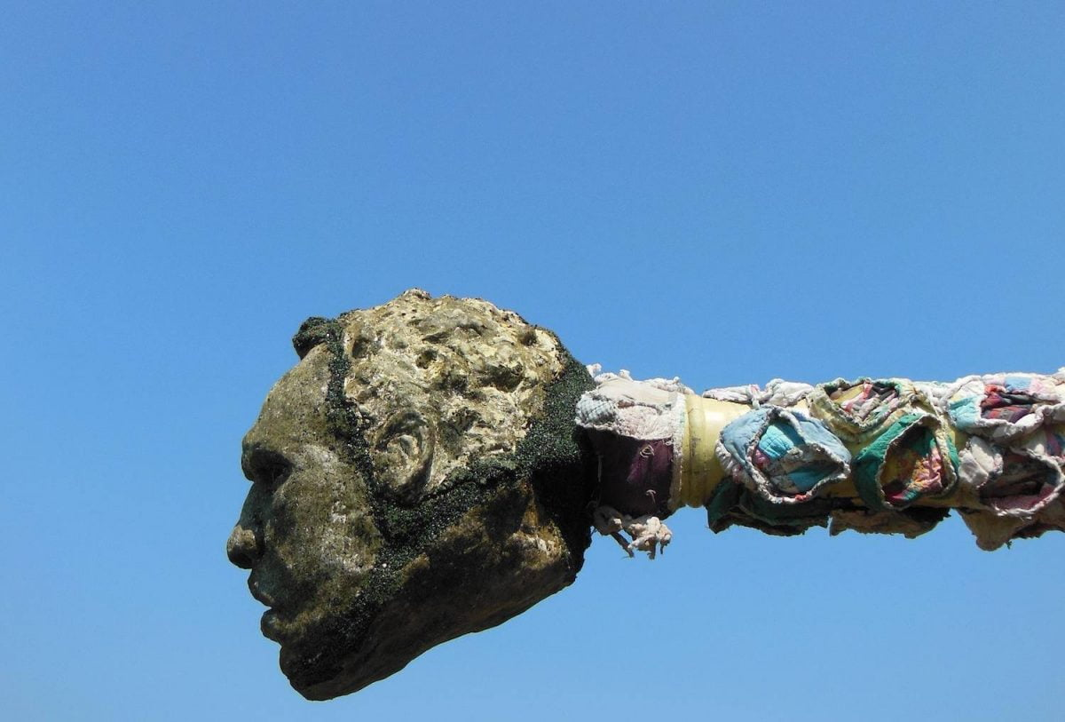 Curiosities Our Bucket Lists 7 Best Places For Art Lovers LIC Socrates Sculpture Park Head