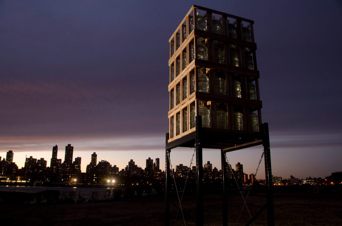Curiosities Our Bucket Lists 7 Best Places For Art Lovers LIC Socrates Sculpture Park Water