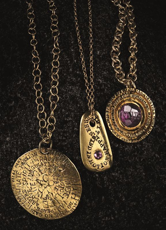 Ladies Aurora Lopes Mejia Jewelry Necklaces