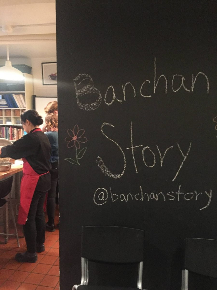 Our Experts Recaps Banchan Story Sea Veggie Cooking Class Board