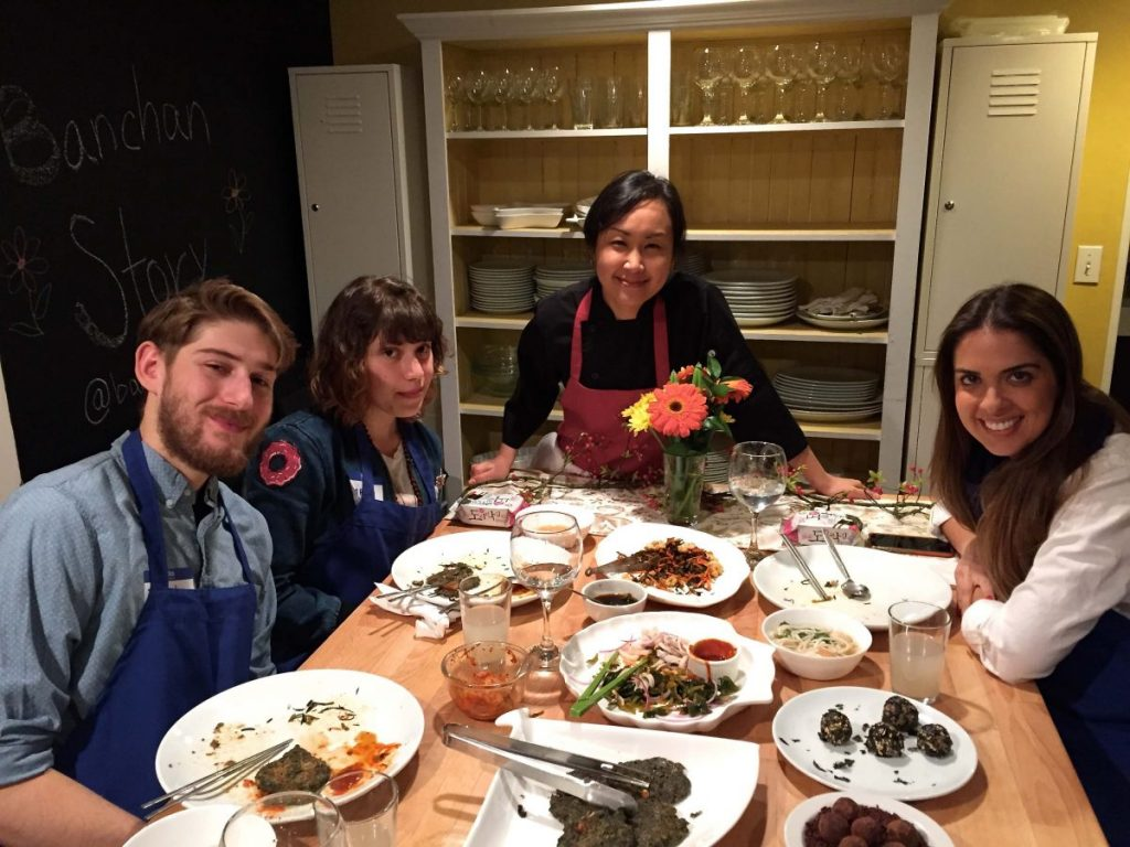 Our Experts Recaps Banchan Story Sea Veggie Cooking Class Group