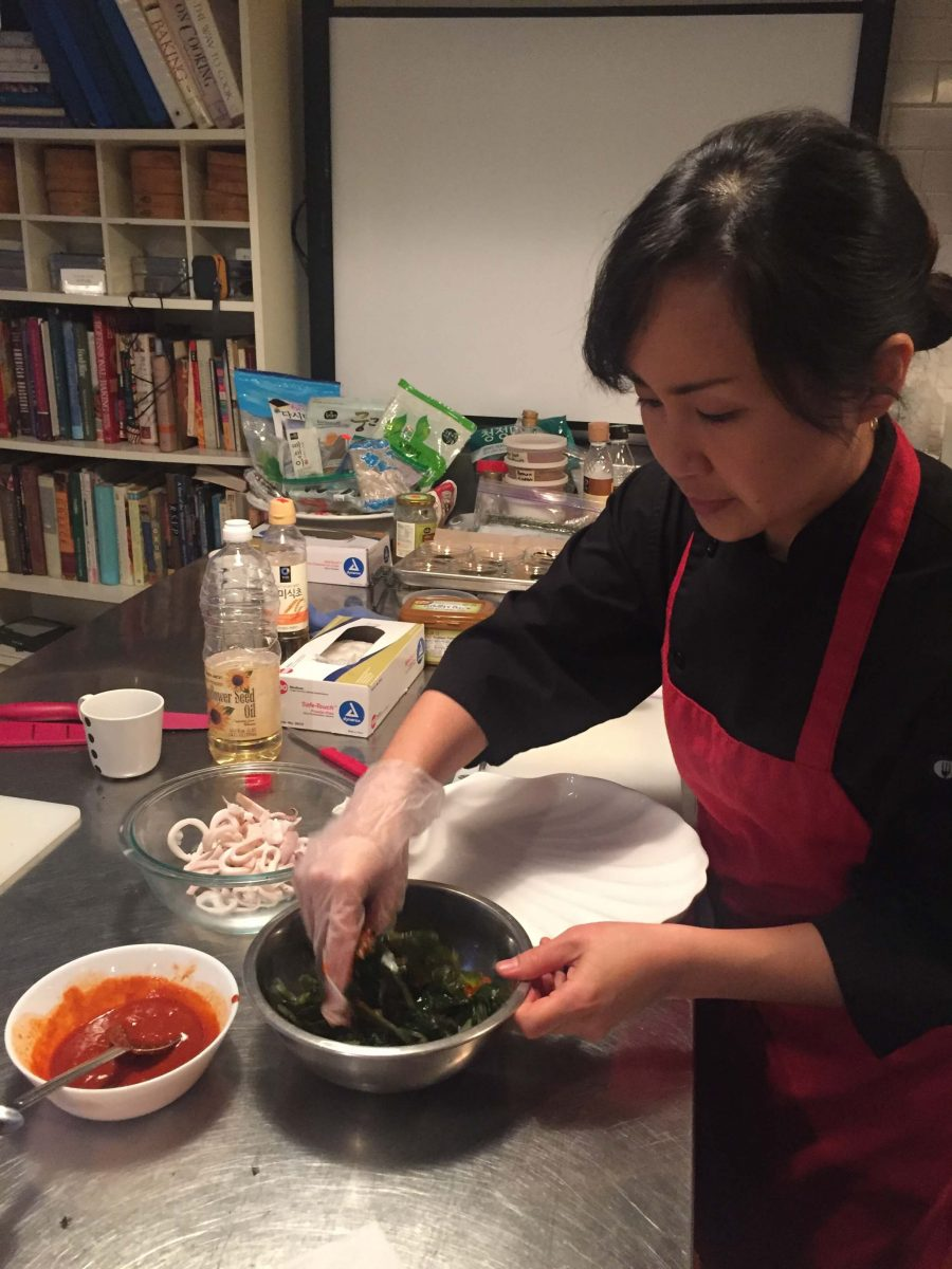 Our Experts Recaps Banchan Story Sea Veggie Cooking Class Ingredients