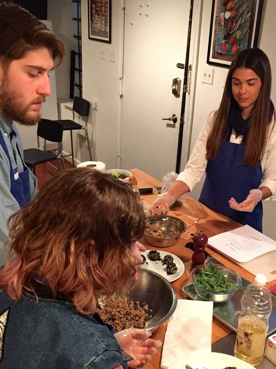Our Experts Recaps Banchan Story Sea Veggie Cooking Class Prep