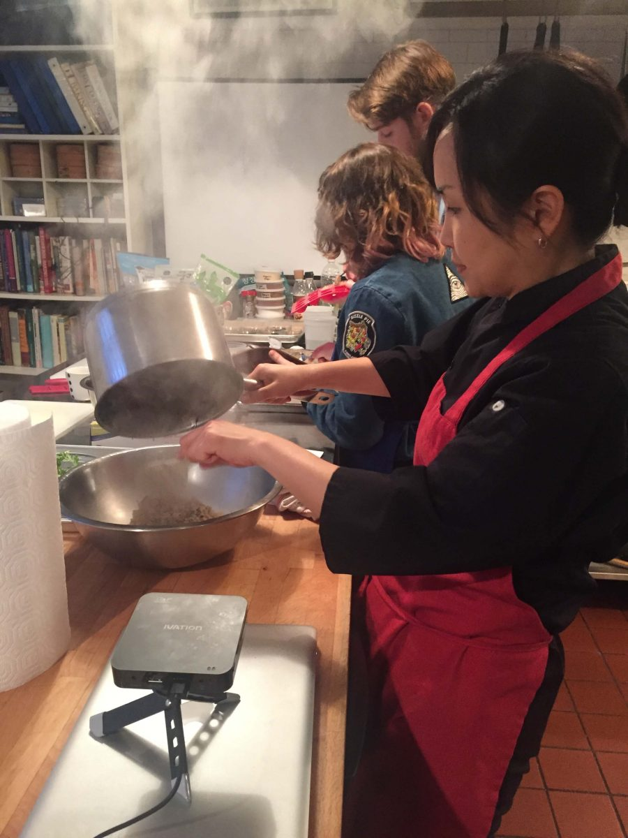 Our Experts Recaps Banchan Story Sea Veggie Cooking Class Rice