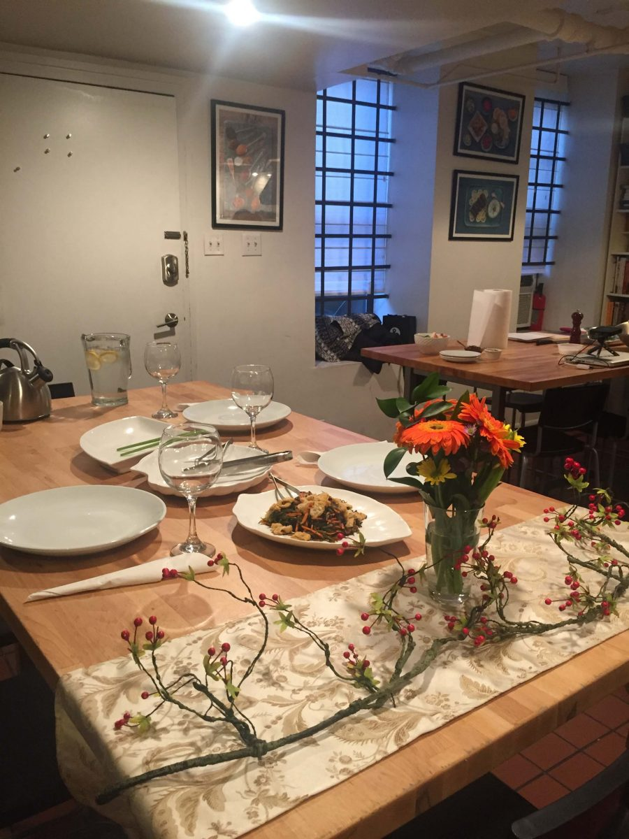 Our Experts Recaps Banchan Story Sea Veggie Cooking Class Table