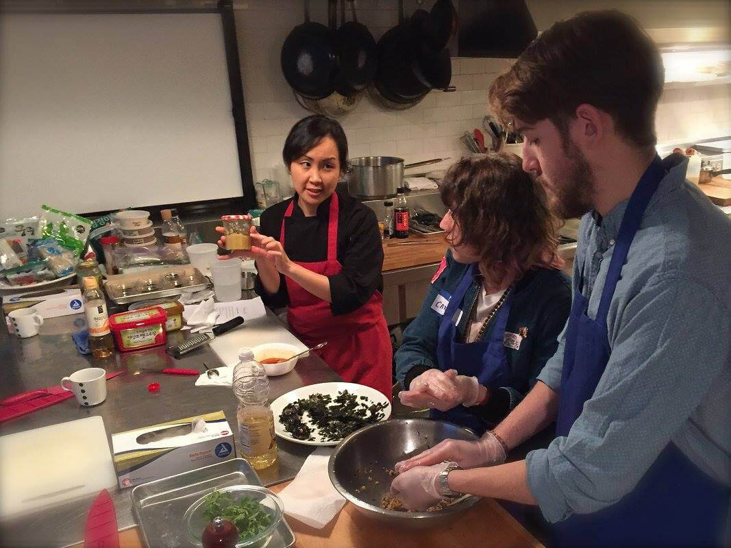 Our Experts Recaps Banchan Story Sea Veggie Cooking Class