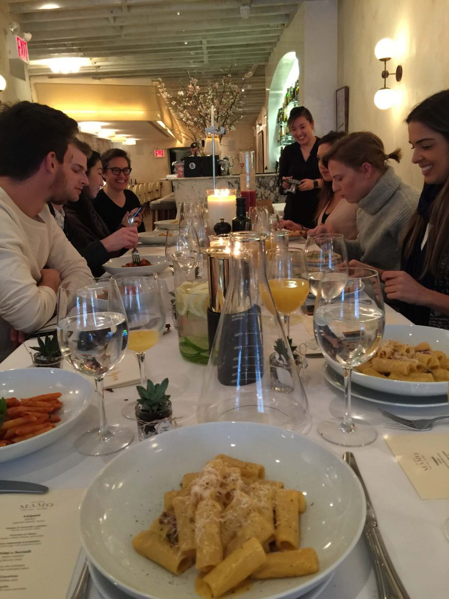 Our Experts Recaps Brick and Portal Blogger Brunch Mamo All Pastas
