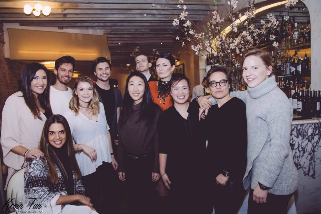 Our Experts Recaps Brick and Portal Blogger Brunch Mamo Fernanda Paronetto and Group