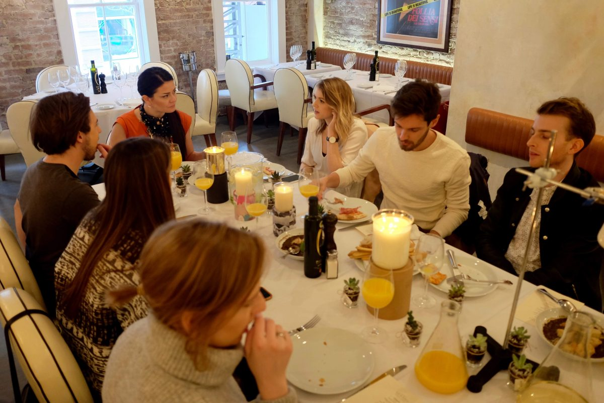 Our Experts Recaps Brick and Portal Blogger Brunch Mamo Full Table