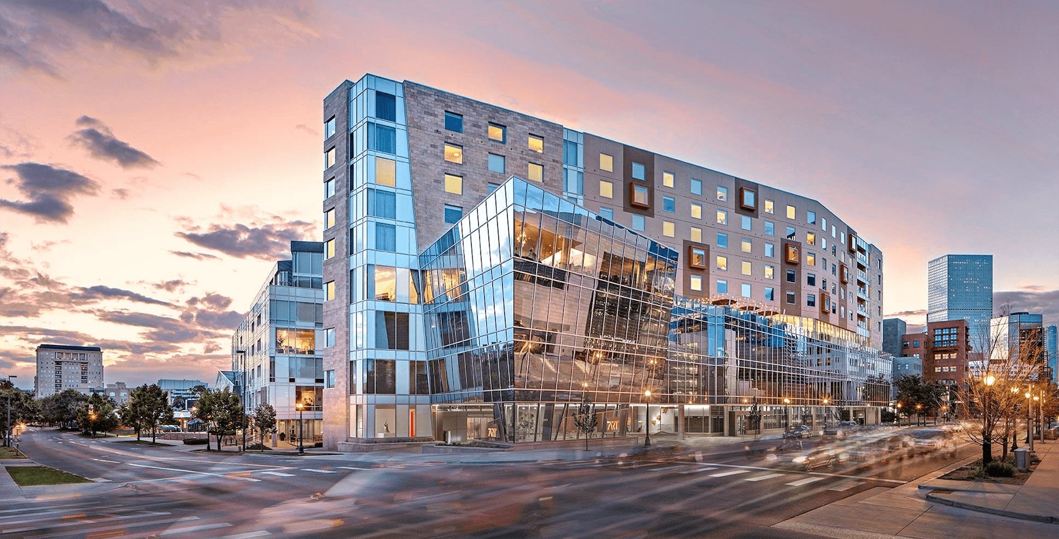 Our Experts Recaps Denver The Art Hotel Façade