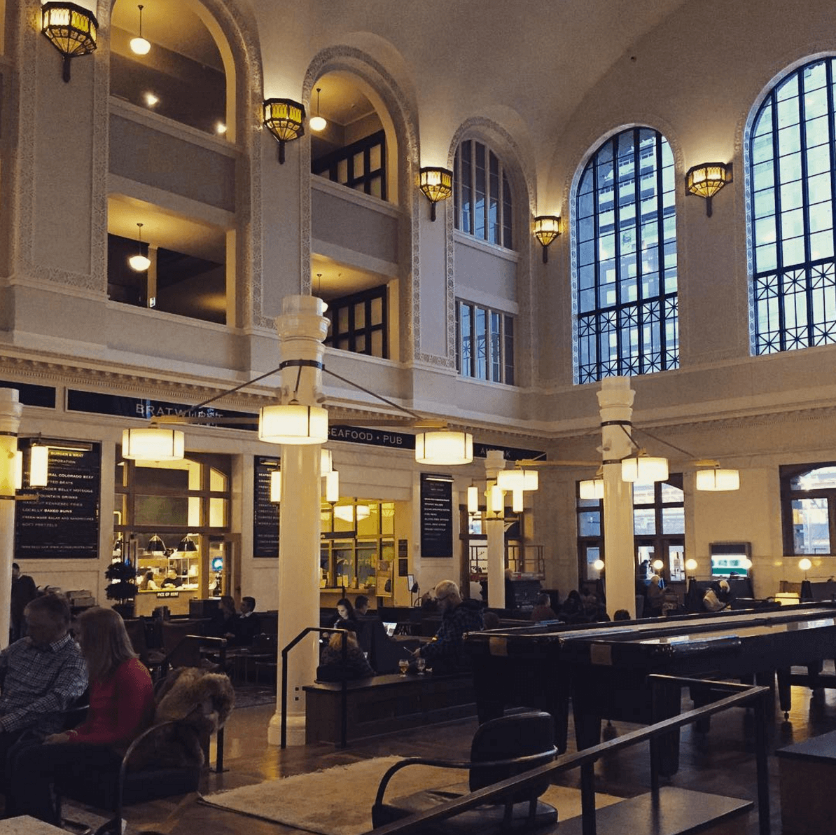 Our Experts Recaps Denver Union Station Inside