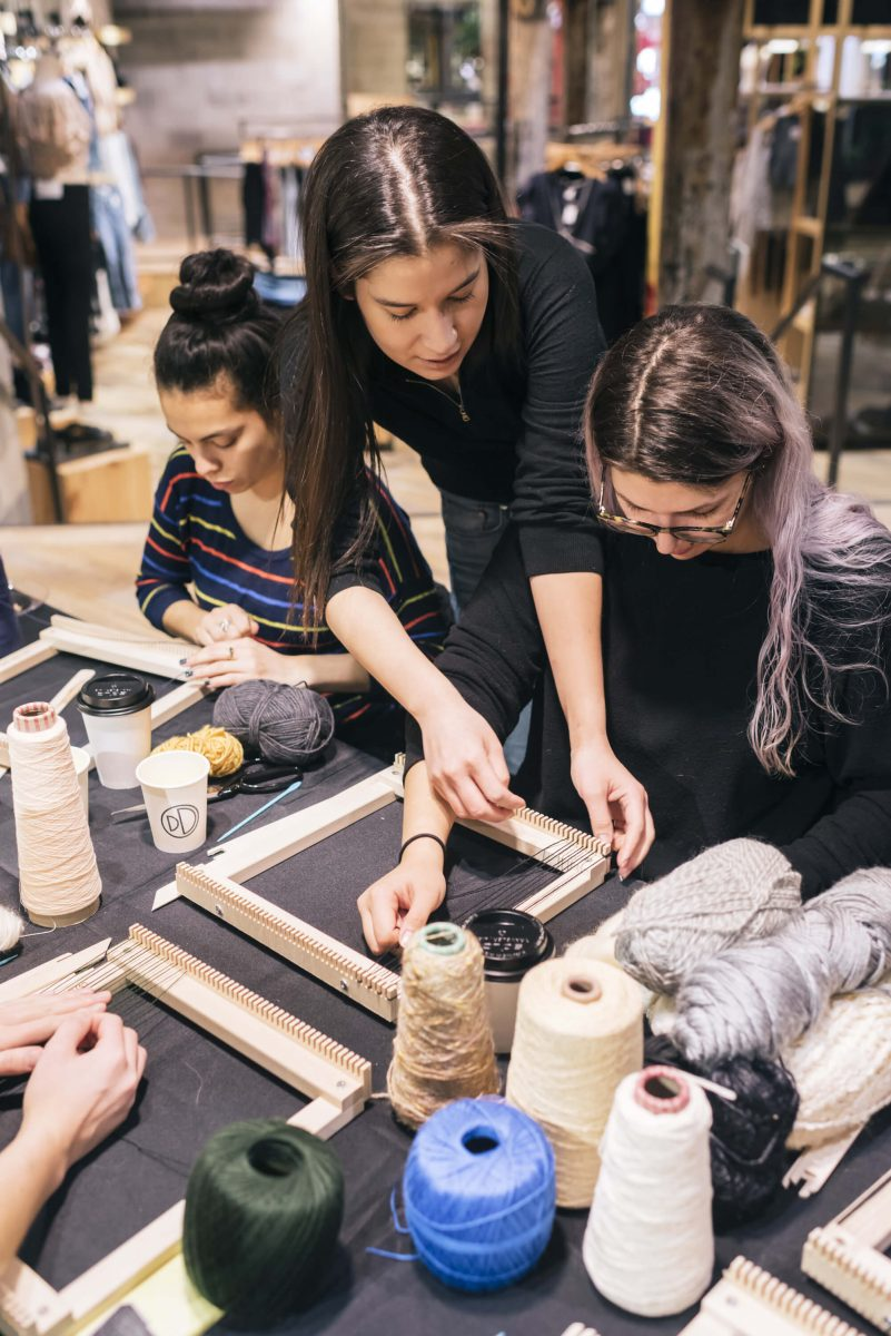 Our Experts Recaps Prissage Studio Space Ninety 8 Workshop Ahna and Student