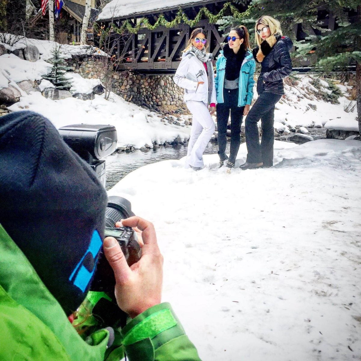 Our Experts Recaps Vail Bling Blings Photoshoot