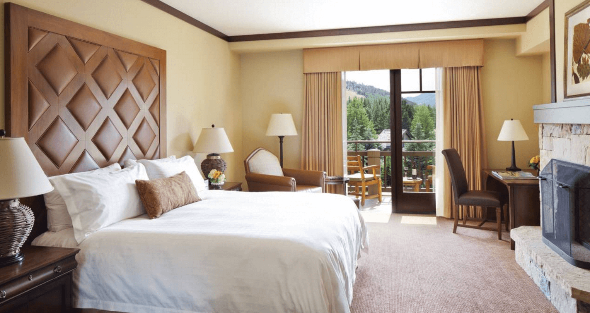 Our Experts Recaps Vail Four Seasons Hotel Guest Room