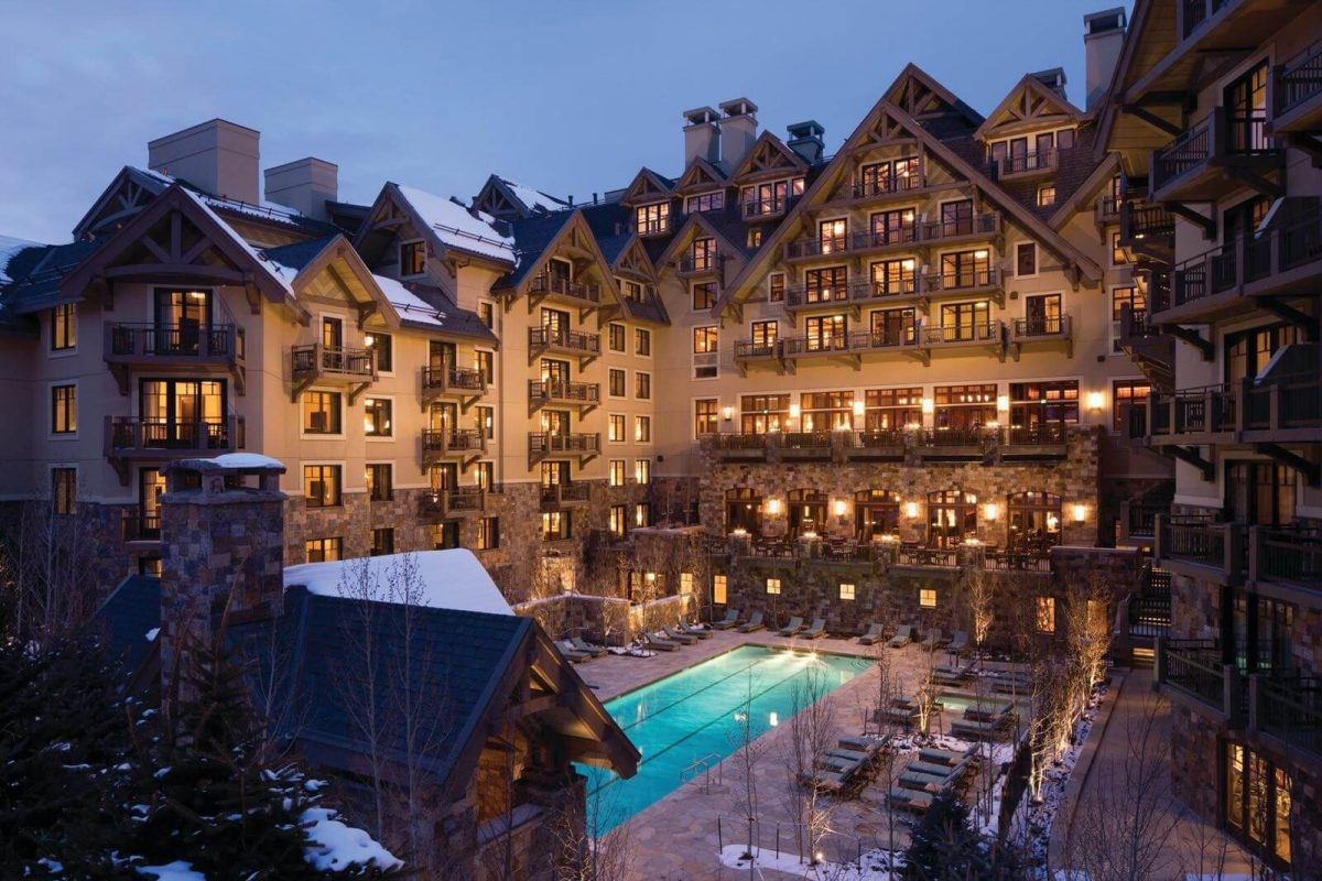 Our Experts Recaps Vail Four Seasons Hotel