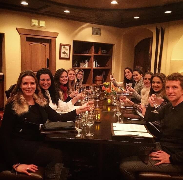 Our Experts Recaps Vail Game Creek Restaurant Fernanda Paronetto and Friends
