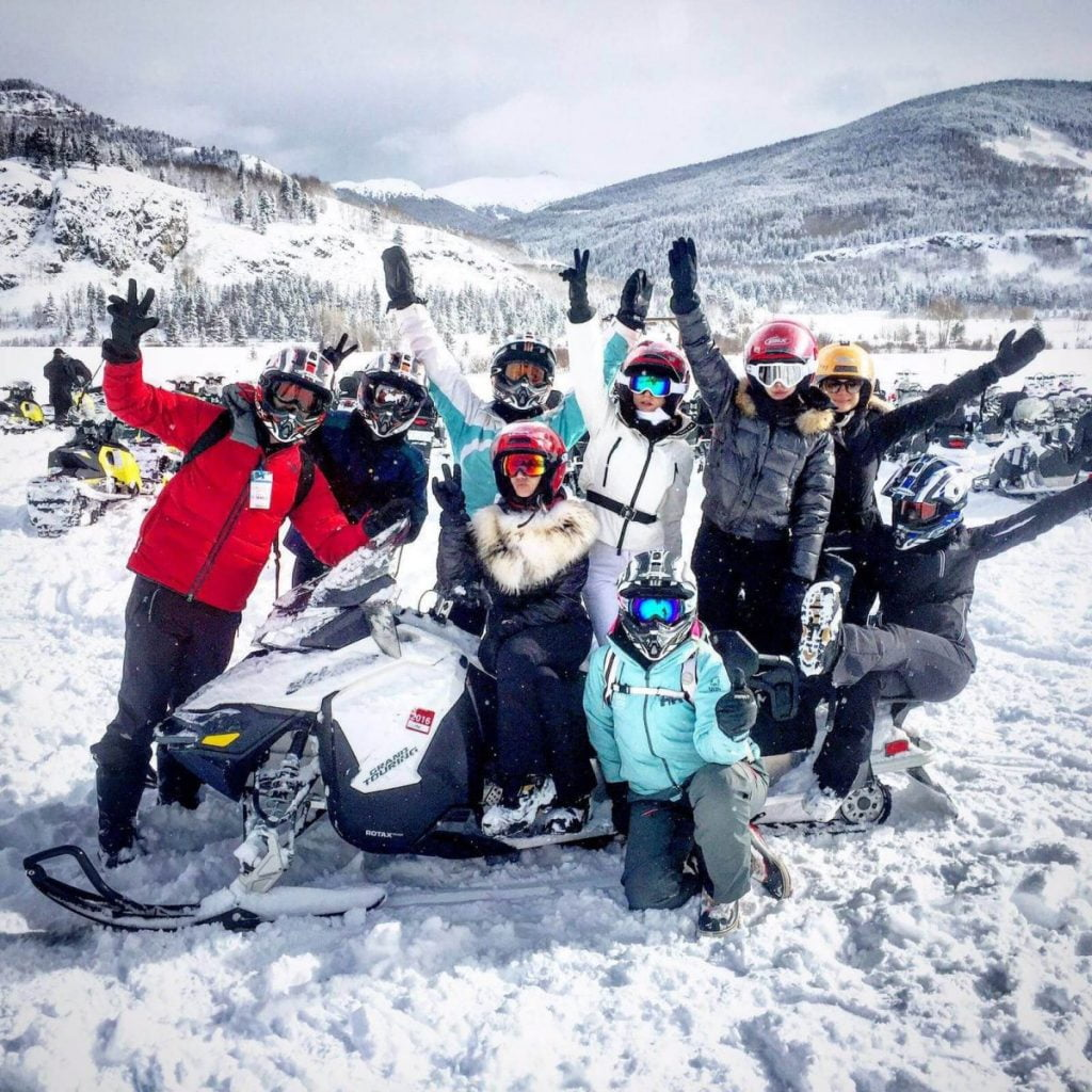 Our Experts Recaps Vail Snow Mobiling BTSNYC Group