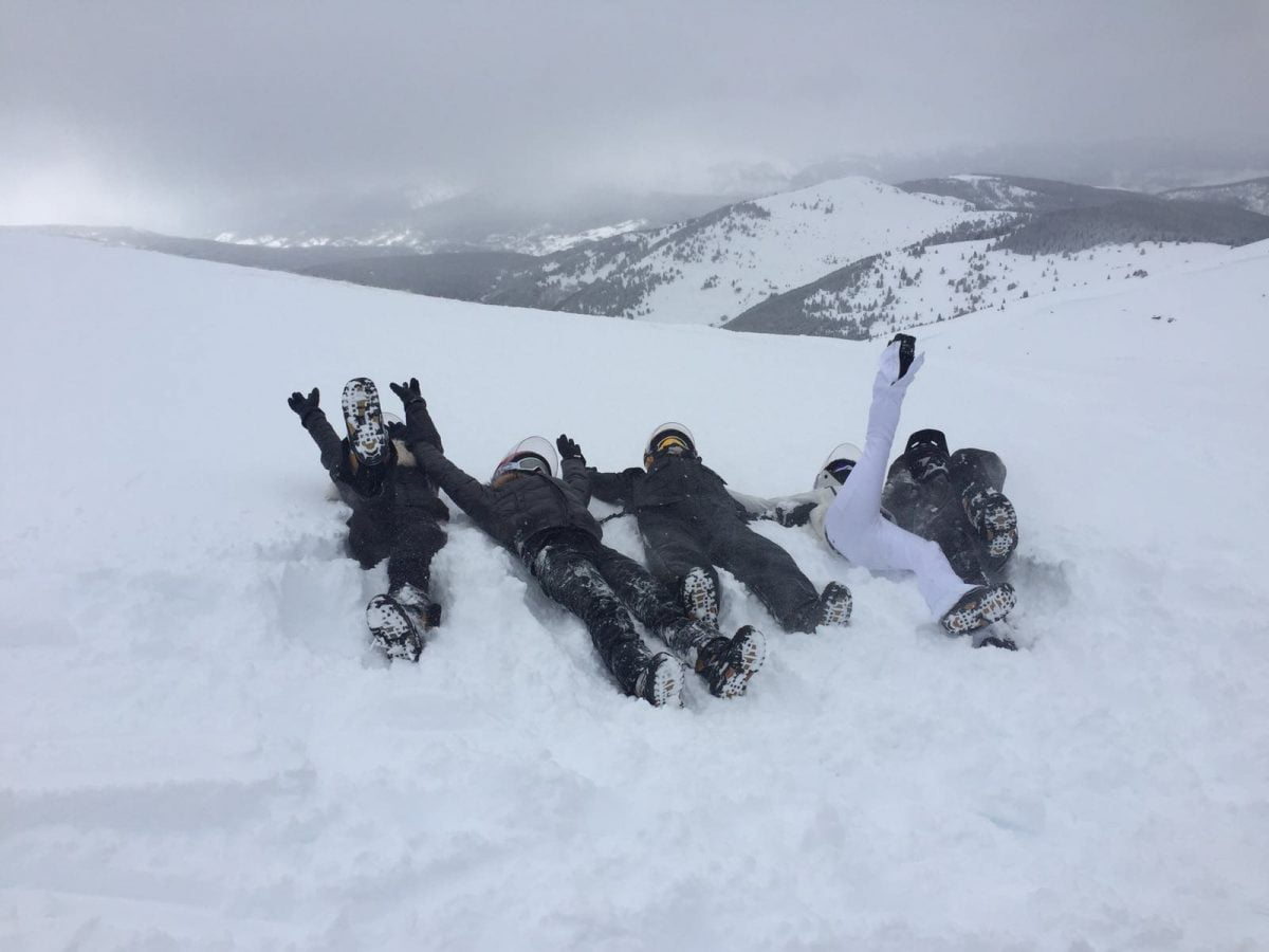 Our Experts Recaps Vail Snow Mobiling Snow