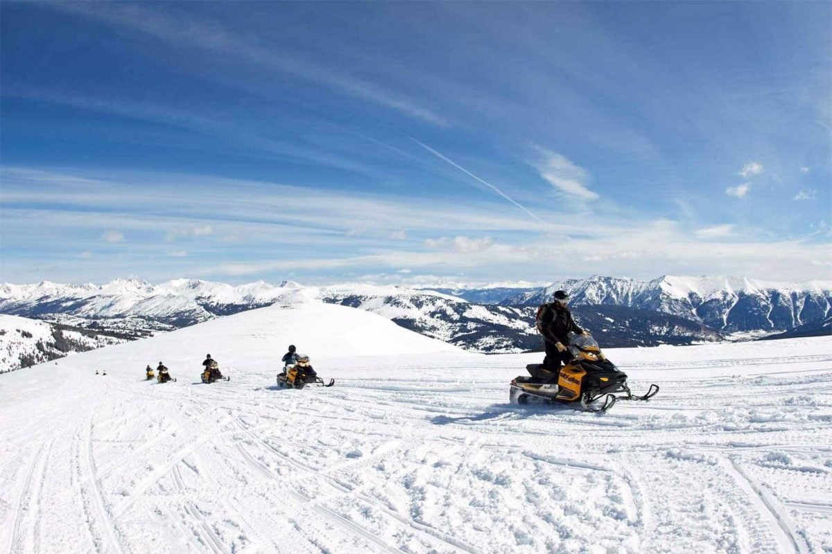 Our Experts Recaps Vail Snow Mobiling