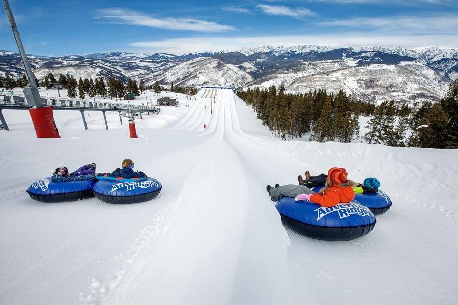 Our Experts Recaps Vail Snow Tubing