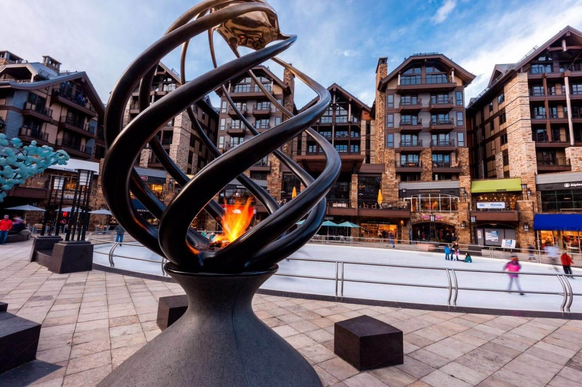 Our Experts Recaps Vail Solaris Residences Penthouse Ski Rink