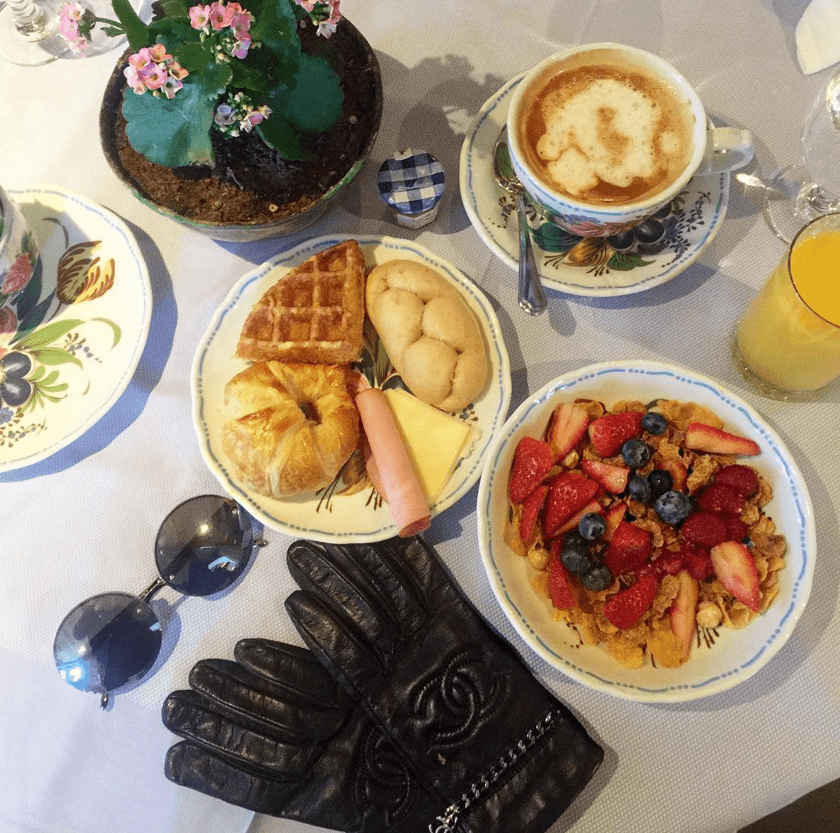 Our Experts Recaps Vail Sonnenalp Hotel Breakfast