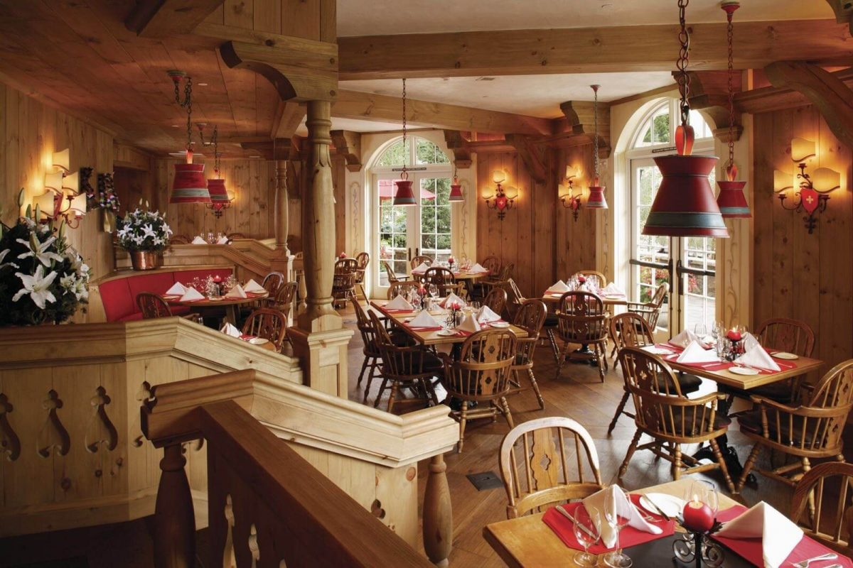 Our Experts Recaps Vail Sonnenalp Hotel Restaurant