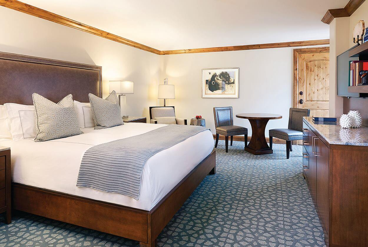Our Experts Recaps Vail The Sebastian Hotel Guest Room