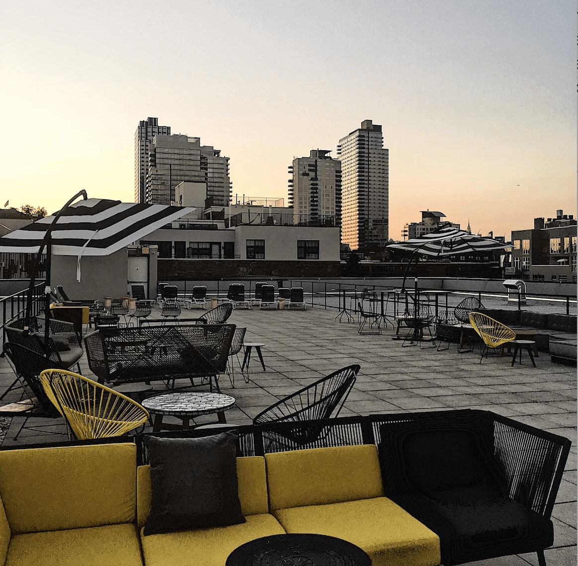 Our Experts Recaps WeWork Williamsburg Rooftop