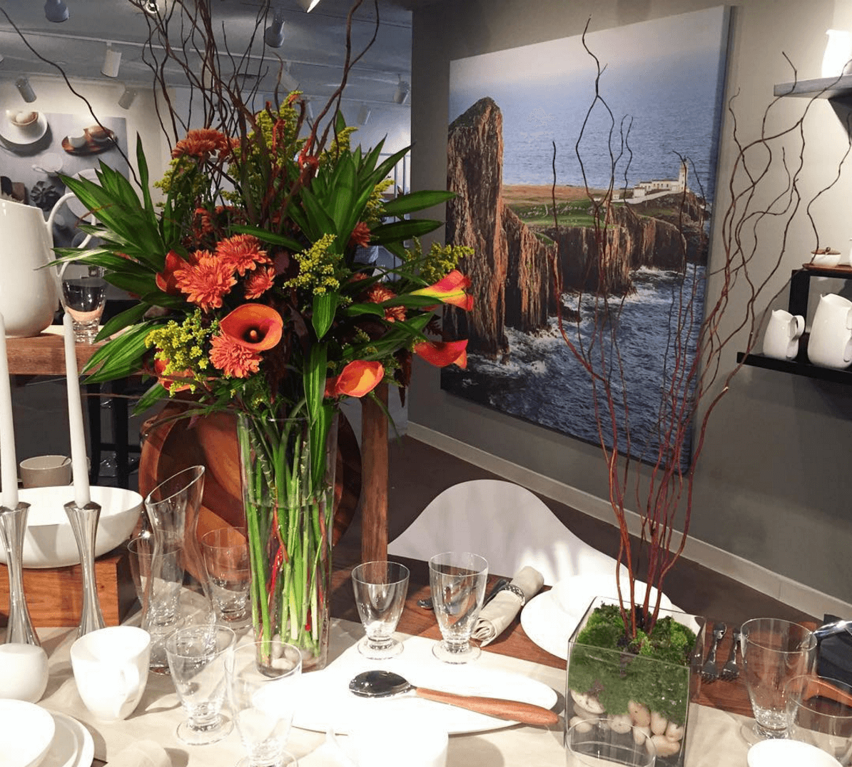 Shop Home And Kids Flora Brook NYC Flower Painting
